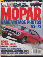 Mopar Rare Vintage Photos 1962-1972 - Nitroactive.net