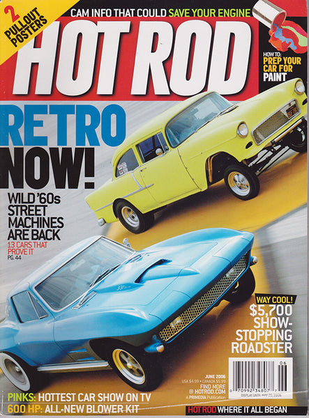 June 2006 Hot Rod Magazine