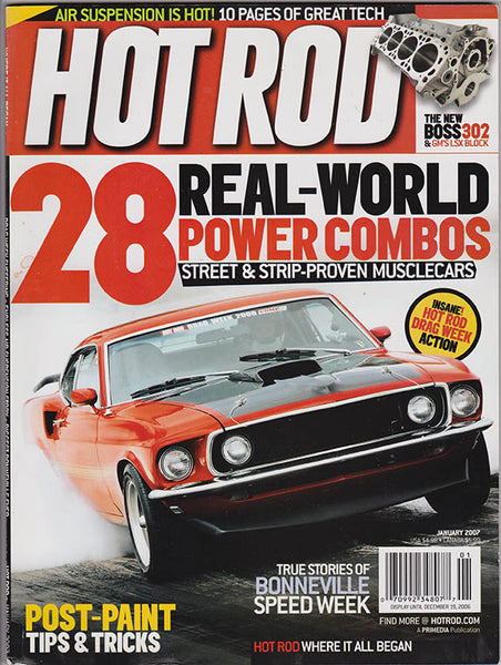 January 2007 Hot Rod Magazine - Nitroactive.net