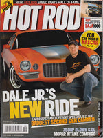 December 2007 Hot Rod Magazine – Dale Earnhardt Jr. - Nitroactive.net