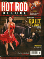Hot Rod Deluxe Magazine May 2009
