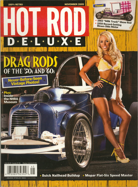 Hot Rod Deluxe November 2009 - Nitroactive.net