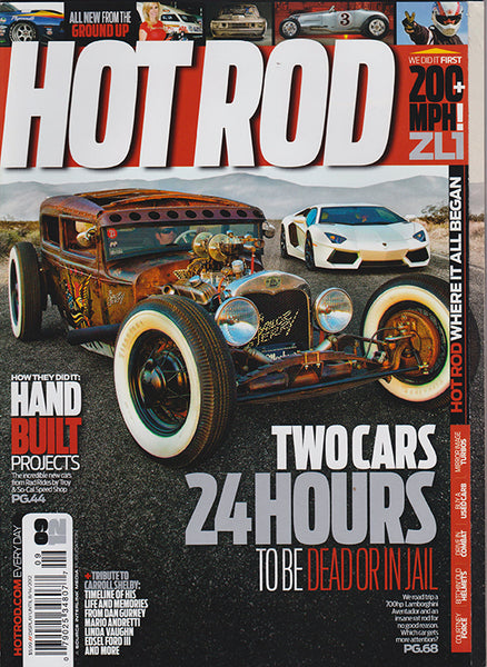 September 2012 Hot Rod Magazine - Nitroactive.net