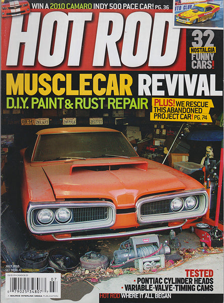 July 2010 Hot Rod Magazine - Nitroactive.net