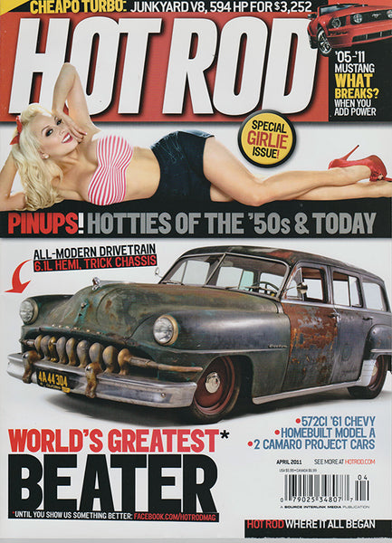 April 2011 Hot Rod Magazine - Nitroactive.net
