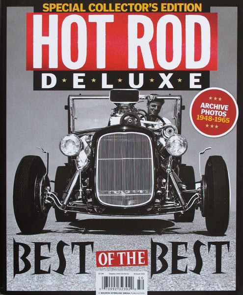 Hot Rod Deluxe Magazine Best of the Best Special Issue 2011 - Nitroactive.net