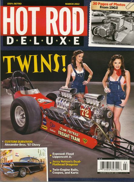 Hot Rod Deluxe Magazine March 2012 - Nitroactive.net