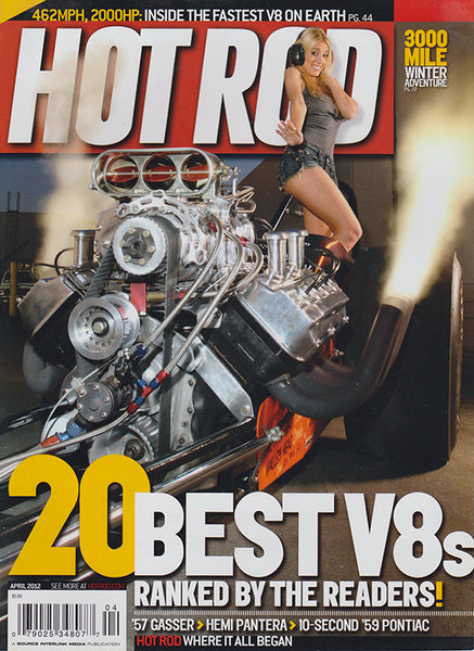April 2012 Hot Rod Magazine - Nitroactive.net