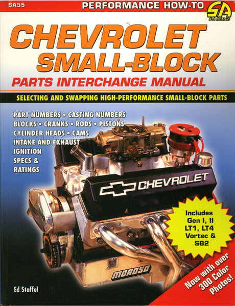 Chevy Small-block Parts Interchange Manual - Nitroactive.net