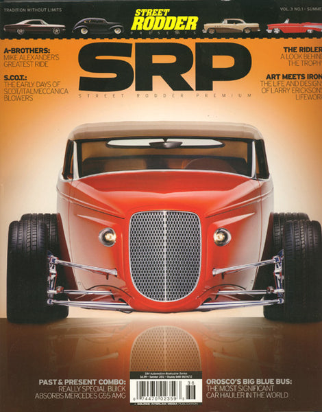 Street Rodder Premium Volume 3 No. 1 - Nitroactive.net