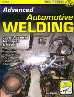 Advanced Automotive Welding Softcover Book