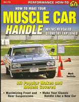 How to Make Your Muscle Car Handle - Nitroactive.net