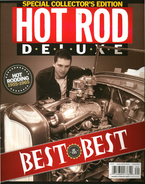 Hot Rod Deluxe Best of the Best 2012