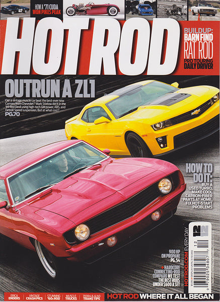 December 2012 Hot Rod Magazine - Nitroactive.net