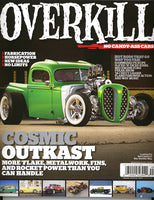 Overkill Magazine Fall 2013 Old School Cars