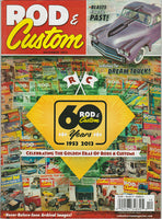 December 2013 Rod & Custom Magazine - 60th Anniversary Issue