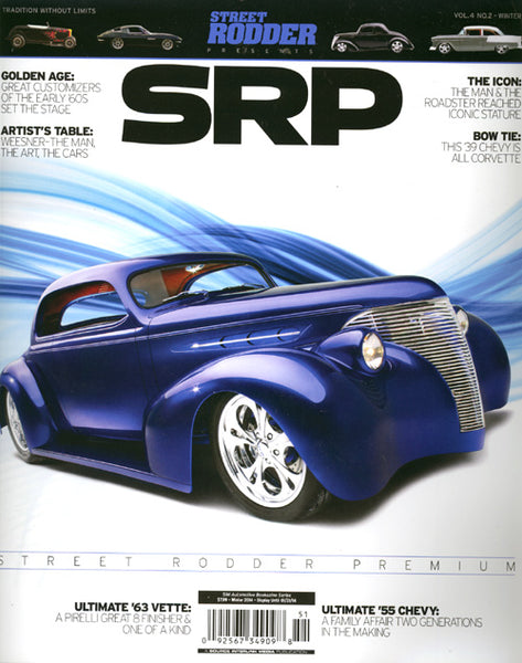 Street Rodder Premium Volume 4 No 2 - Nitroactive.net