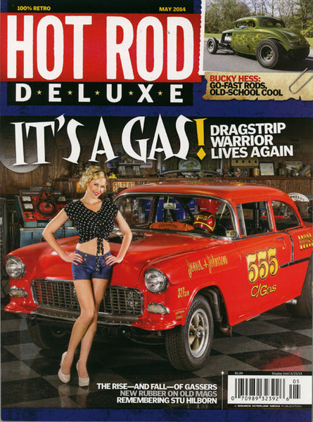 Hot Rod Deluxe Magazine May 2014 - Nitroactive.net
