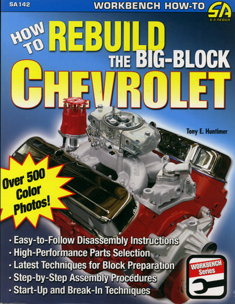 How to Rebuild the Big-block Chevrolet - Nitroactive.net