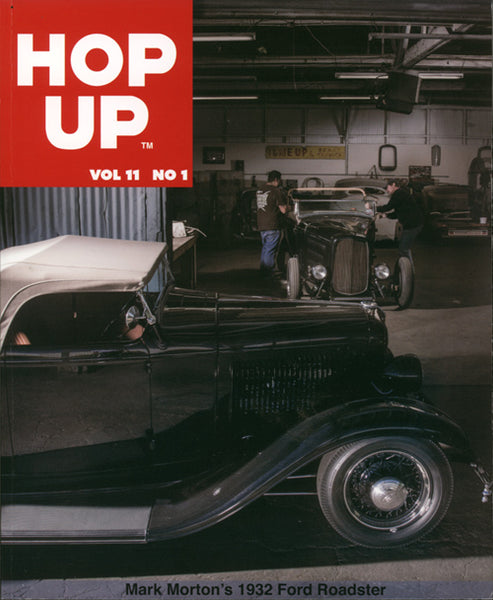Hop Up- Vol 11 #1 Spring 2015 - Nitroactive.net
