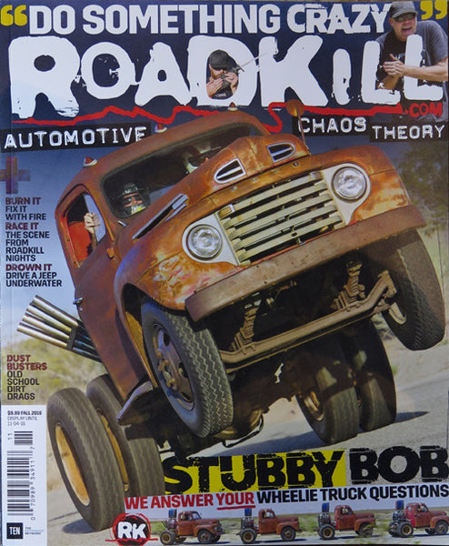 Roadkill Magazine Fall 2016 - Nitroactive.net