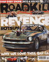 Roadkill Magazine Fall 2017 - Nitroactive.net