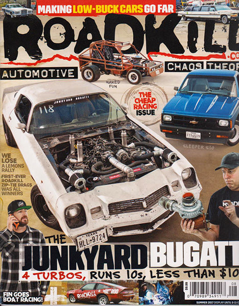 Roadkill Magazine Summer 2017 - Nitroactive.net