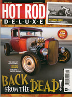 Hot Rod Deluxe Magazine November 2017