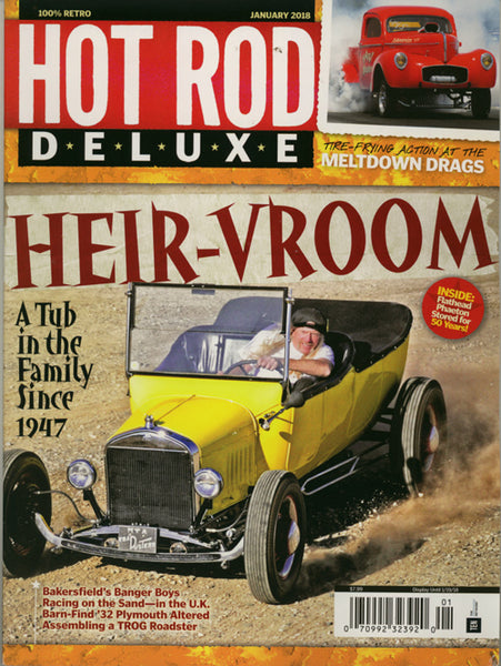 Hot Rod Deluxe Magazine January 2018 - Nitroactive.net