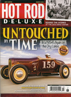 Hot Rod Deluxe Magazine March 2018