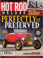 Hot Rod Deluxe Magazine November 2018