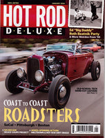 Hot Rod Deluxe Magazine January 2019