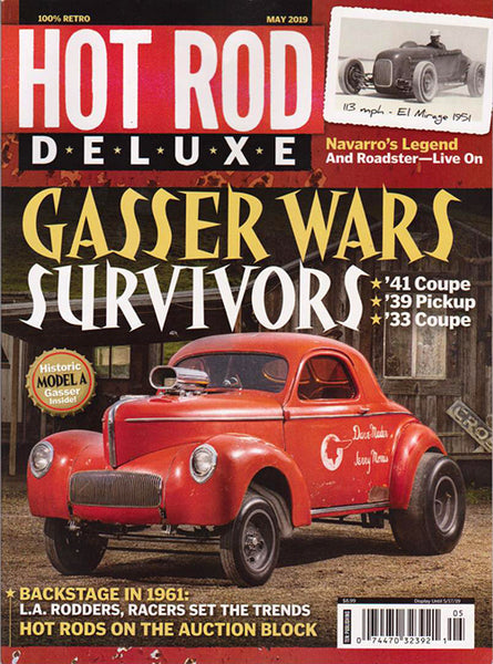 May 2019 Hot Rod Deluxe