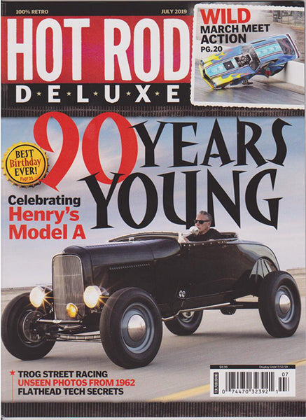 Hot Rod Deluxe July 2019