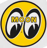 Authentic NOS Moon 6-inch Sticker from the 1970s - Nitroactive.net