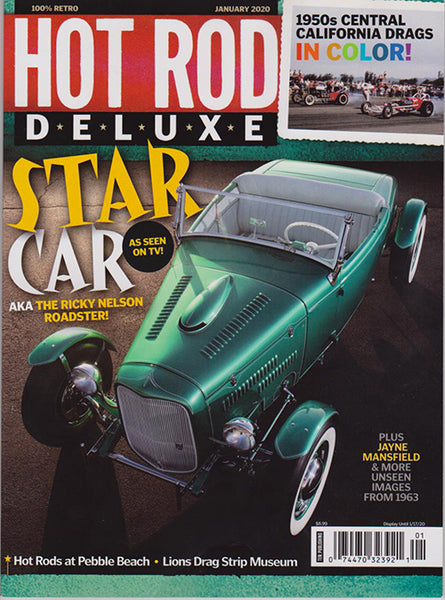 Hot Rod Deluxe January 2020