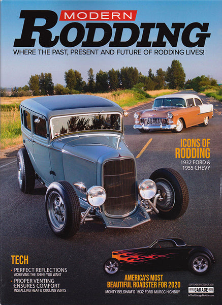 September/October 2020 Modern Rodding magazine