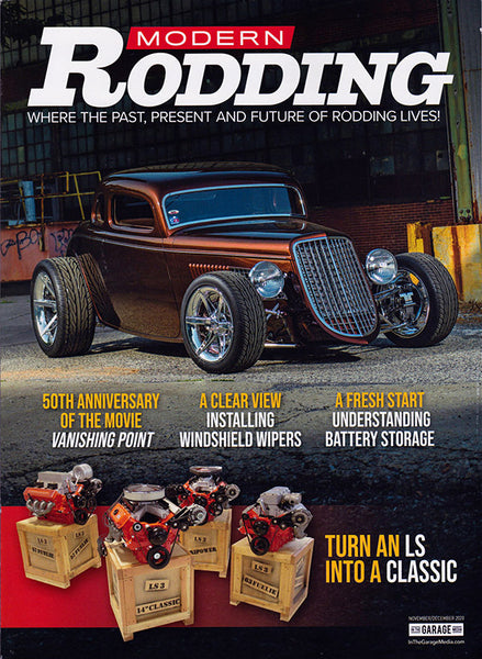 November/December 2020 Modern Rodding Magazine