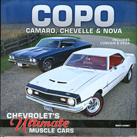 COPO Camaro, Chevelle, and Nova – Chevrolet's Ultimate Muscle Cars - Nitroactive.net