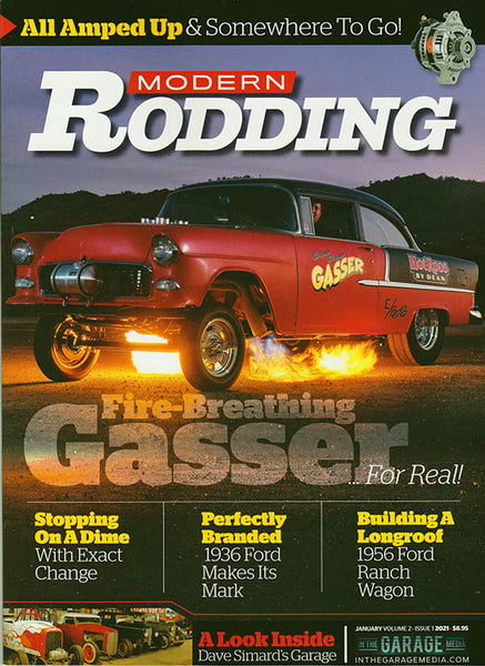 January 2021 Volume 2 Issue 1 Modern Rodding Magazine - Nitroactive.net