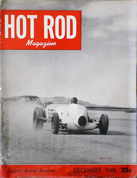 December 1948 Hot Rod Magazine - Nitroactive.net