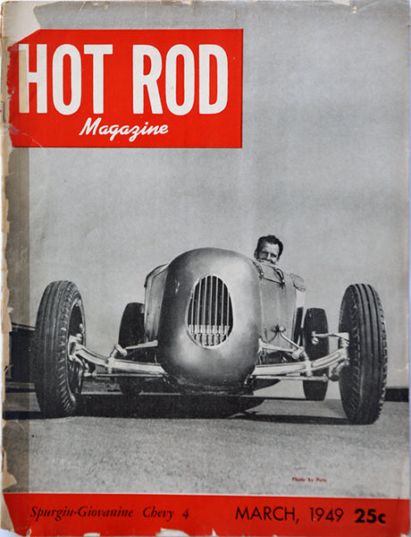 March 1949 Hot Rod Magazine - Nitroactive.net