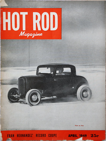 April 1949 Hot Rod Magazine - Nitroactive.net