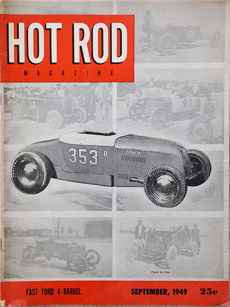 September 1949 Hot Rod Magazine - Nitroactive.net