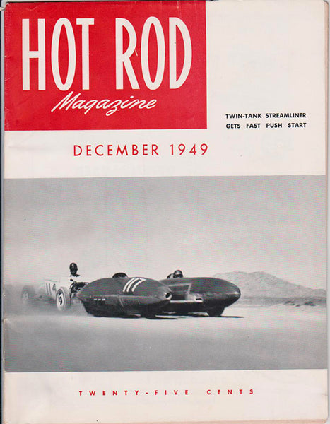 December 1949 Hot Rod Magazine - Nitroactive.net