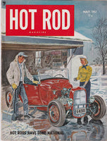 May 1951 Hot Rod Magazine - Nitroactive.net