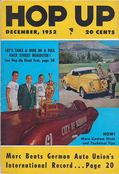 Hop Up December 1952 - Nitroactive.net