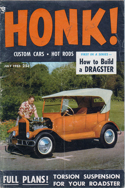 July 1953 Honk! - Nitroactive.net
