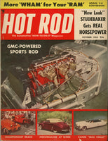 October 1953 Hot Rod Magazine - Nitroactive.net
