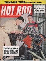 November 1953 Hot Rod Magazine - Nitroactive.net